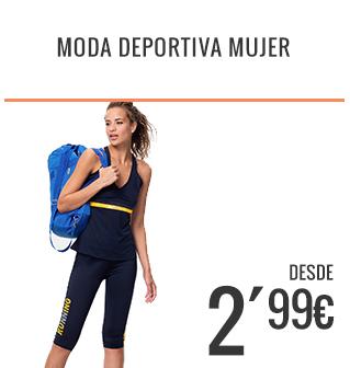 Moda Deportiva Mujer