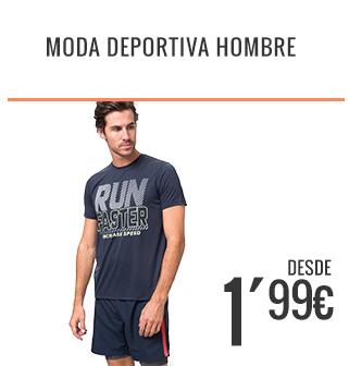 Moda Deportiva Hombre