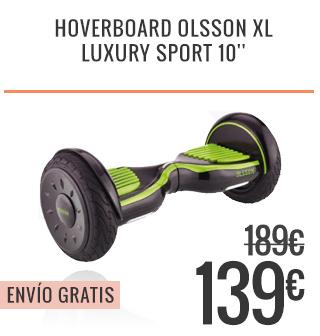 Hoverboard Olsson XL Luxury Sport 10''