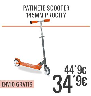 Patinete Scooter 145Mm Procity