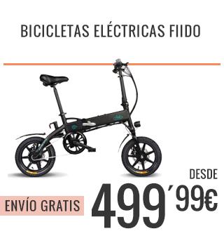 Bicicletas eléctricas FIIDO