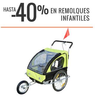 EN REMOLQUES INFANTILES