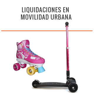 PATINETE CARREFOUR