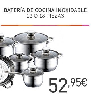 BATERIA DE COCINA