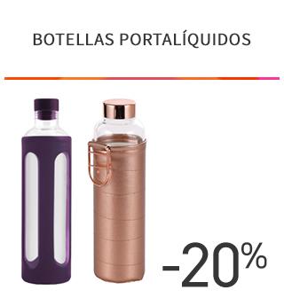 BOTELLAS PORTALIQUIDOS