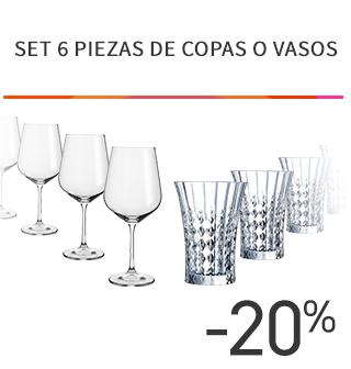 COPAS Y VASOS