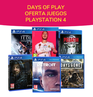 DAYS OF PLAY JUEGOS