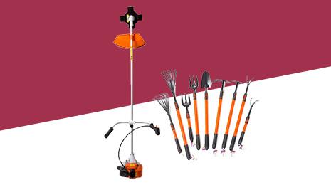 Hasta -50% En herramientas y accesorios de jardineria