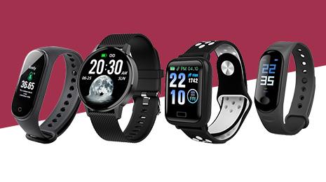 Hasta -40% En smartwatches y smartbands