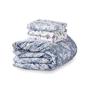 Juegos de sábanas o fundas nórdicas en texturas cálidas Franela o Coralina TEX HOME