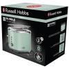 Tostador Russell Hobbs Buble Acero Inox 25080-56 Verde Pastel