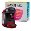 Cafetera Monodosis Tassimo Happy Roja TAS1003