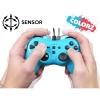 Mando Wired Azul Neon para Nintendo Switch