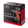 Taladro Atornillador Batería 14,4V NI-MH Rdm Pro