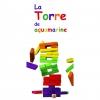 Aquamarine Games - Torre de Madera 23x7 cm
