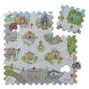 Alfombra Puzzle Ciudad Chicco