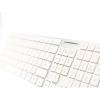 Teclado Inalámbrico para Mac Poss PSKEY8028 - Plata
