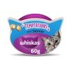 Whiskas Premios Temptations para Gatos Sabor Salmón 60gr