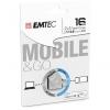 Memoria Usb Emtec 2.0 Dual Micro T250 16GB
