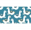 Cojín con Relleno 45x45 cm Atos - Azul