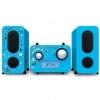 Micro-Cadena MP3/USB Bigben con Pegatinas - Azul