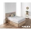 Colchón de Muelles Multielástic® NxT con ViscoGel Lugano 120x200 cm.Flex