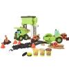 Play-Doh - Camión de Grava Verde