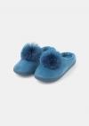 Zapatillas de estar por casa pompón para Mujer TEX