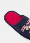 Zapatillas de estar por casa estampadas para Niño TEX (Tallas 31 a 42)