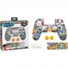 Kit de Protección 5 en 1 Graffiti para PS4