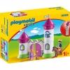 Playmobil 1.2.3 - Castillo con Torre Apilable