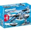 Playmobil Action - Hidroavión de Policía