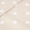 Funda Nórdica de Dos Piezas TEX Estrellas Beige 105 cm Beige