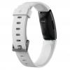 Pulsera de Actividad Fitbit Inspire HR - Blanco/Negro