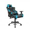 Silla Gaming DRIFT DR150 - Negro-Azul