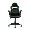 Silla Gaming DRIFT DR75 - Negro-Verde