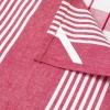 Pack de Tres Paños de Cocina TEX HOME 50x70 cm Rojo