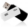 Memoria Usb Goodram 2.0 UCO2 16GB - Blanco y Negro