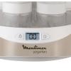 Yogurtera Silver Moulinex YG231E con función de parada automática