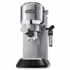 Cafetera Expreso manual Delonghi  DEDICA EC685 Plata