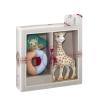 Set  Jirafa y Sonajero Sophie la Girafe