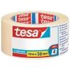 Cinta Pintor Tesa Standard para Perfiles Rectos 50 m x 50 mm