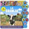 LA GRANJA(10 SONIDOS)(CARTON DURO CON SONIDOS)