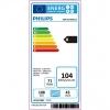 TV LED 109,22 cm (43'') Philips 43PUS7304, UHD 4K, Smart TV