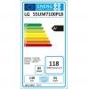 TV LED 139,7 cm (55'') LG 55UM7100PLB, UHD 4K, Smart TV