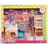 Barbie - Muñeca Vamos al Supermercado, Accesorios Muñeca