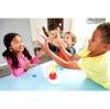 Mattel Games - Baño boom ¡Atrapa la caca!, juego de mesa infantil