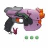 Nerf - Lanzador Overwatch D.Va Nerf Rival con 3 Recargas