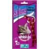 Whiskas Premios en Forma de Sticks para Gatos Sabor Salmón 18gr