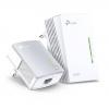 Kit Extensor WiFi TP-LINK AV600 300 Mbps con Dos Puertos